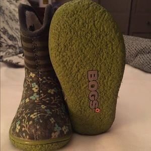 Lined Bog boots